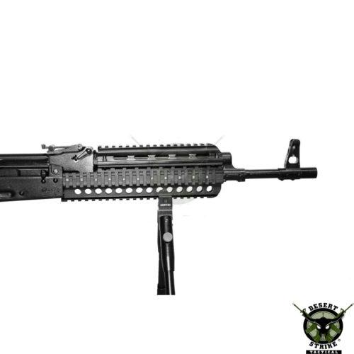 SAIGA Rifle Quad Rail System for 7 62×39, 5 45,  223 calibers