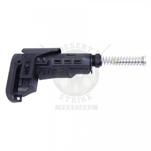 AR-15 Multi Caliber Collapsible Stock Adjustable Cheek Riser
