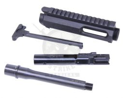 AR-15 BOLT CARRIER GROUP MIL-SPEC BCG TiN COATED