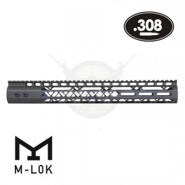 "15"" AIR LITE M-LOK FREE FLOAT .308 OD GREEN"