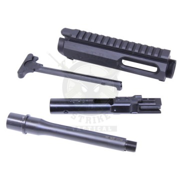"AR-15 .45 ACP CAL COMPLETE UPPER RECEIVER KIT W/ 7.5"" BARREL"