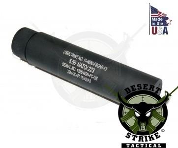 """AR15 5.5"""" Fake Suppressor"""