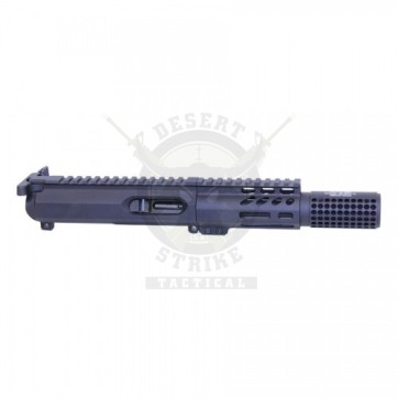 AR-15 9MM CAL COMPLETE UPPER KIT W/ MINI SOCOM