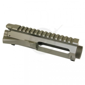 AR-15 STRIPPED BILLET UPPER RECEIVER OUTDOOR GREEN