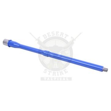 """16"""" 5.56MM 1:7 TWIST M4 4150 BARREL CERAKOTE BLUE"""