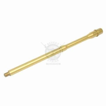 16″ 5.56MM 1:7 TWIST M4 4150 BARREL (TIN COATED)