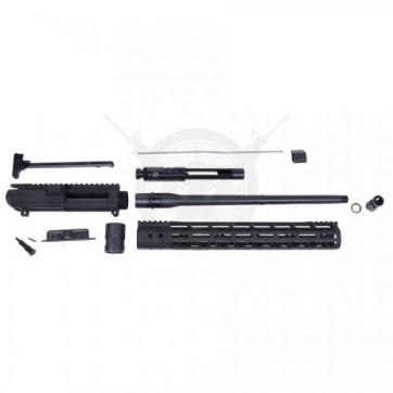 AR .308 CAL COMPLETE UPPER KIT WITH MODLITE M-LOK HG