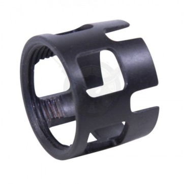 AR15 EXTREME DUTY WIDE CASTLE NUT FOR CAR/M4 BUFFER TUBE