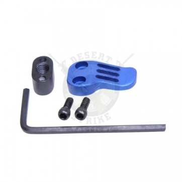 AR-15 308 EXTENDED MAG CATCH PADDLE RELEASE ANODIZED BLUE