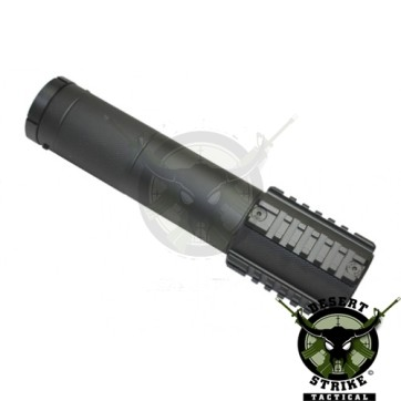 """10"""" FREE FLOAT Handguard With Removable Rails"""