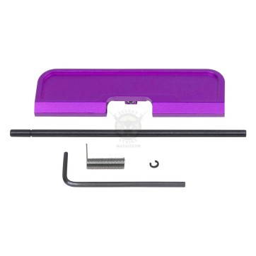 AR-15 EJECTION PORT DUST COVER ASSEMBLY GEN 3 ANODIZED PURPLE