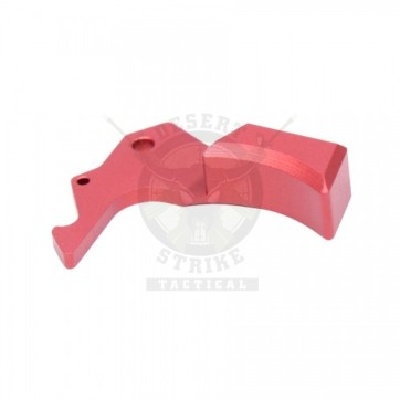 AR15 GEN 5 ERGONOMIC CHARGING HANDLE LATCH RED