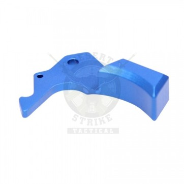 AR15 GEN 5 ERGONOMIC CHARGING HANDLE LATCH BLUE