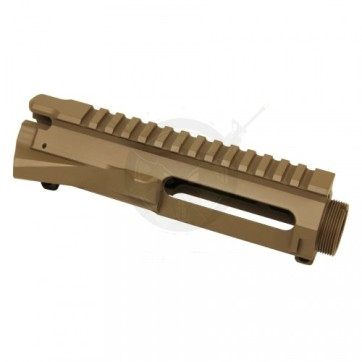 AR-15 STRIPPED BILLET UPPER RECEIVER FLAT DARK EARTH