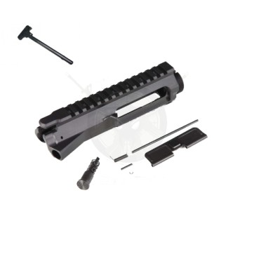 AR15 Billet Upper Receiver Complete Kit