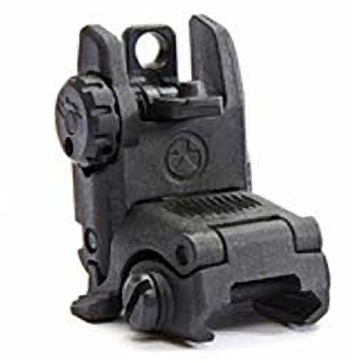 Magpul® MBUS® - Gen 2 Flip-Up Rear Sight - Black