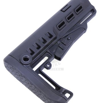 AR-15 M.C.S Stock – Multi Caliber Collapsible Stock Shell