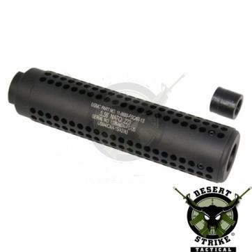 AR Reverse Thread Slip Over Socom Fake Suppressor 1/2 x 28