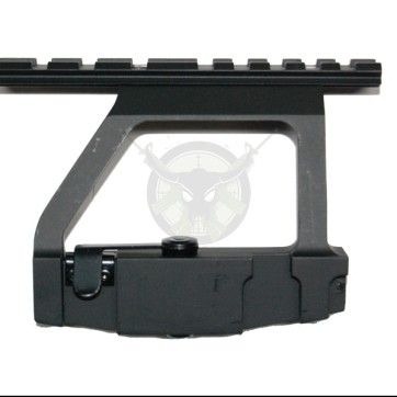 AK47 Low Profile Side Scope Mount