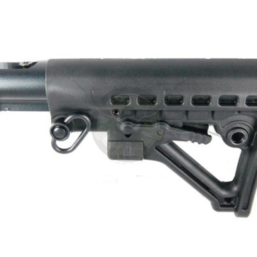 AK Predator Stock w/Metal Tube in Black