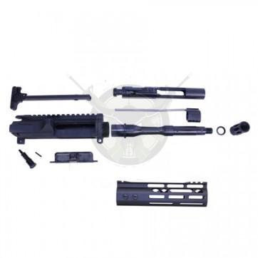 AR-15 5.56 UPPER PISTOL KIT WITH 7.5 MODLITE M-LOK HANDGUARD