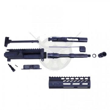 AR-15 5.56 UPPER PISTOL KIT WITH 7.5 MLOK HANDGUARD