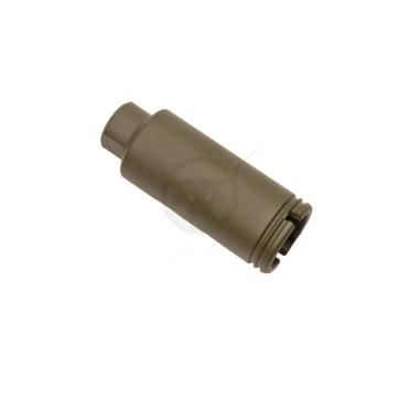 AR-15 Slim Line Cone Flash Can OD Green