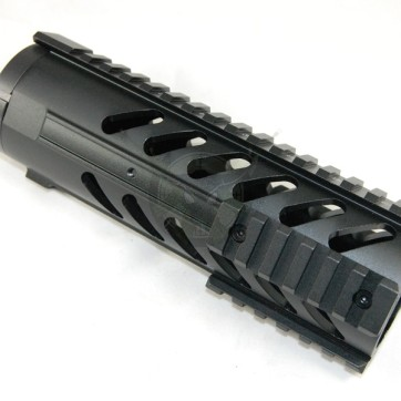 "7"" Free Float Carbine Length Rail System"