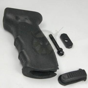 AK47 Rubber Pistol Grip Black