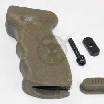 AK47 Rubber Pistol Grip Outdoor Green