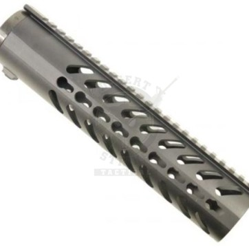 "10"" Free Float Keymod Handguard w/Sectional Side/Bottom Rail"