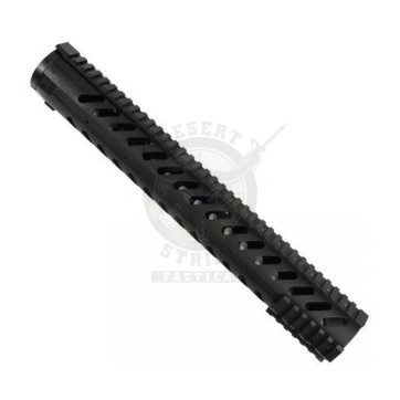 "15"" Free Floating Handguard With Sectional Side/Bottom Rails (.308 Cal)"