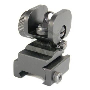 AR15 A2 Rear Flip Up Sight