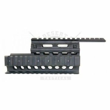 AK47 Quad Rail System - Black