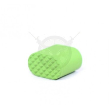 AR15 EXTENDED MAG BUTTON ZOMBIE GREEN