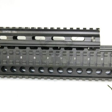 SAIGA Rifle Quad Rail System for 7.62×39, 5.45, .223 calibers