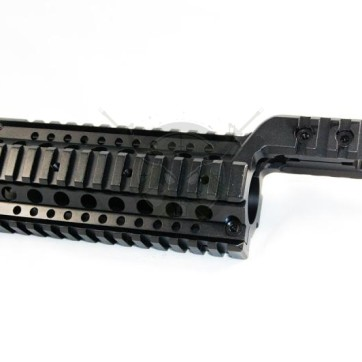 6 Piccatiny Rail System Hand Guard M4